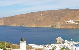 Traditional Accommodation on Amorgos