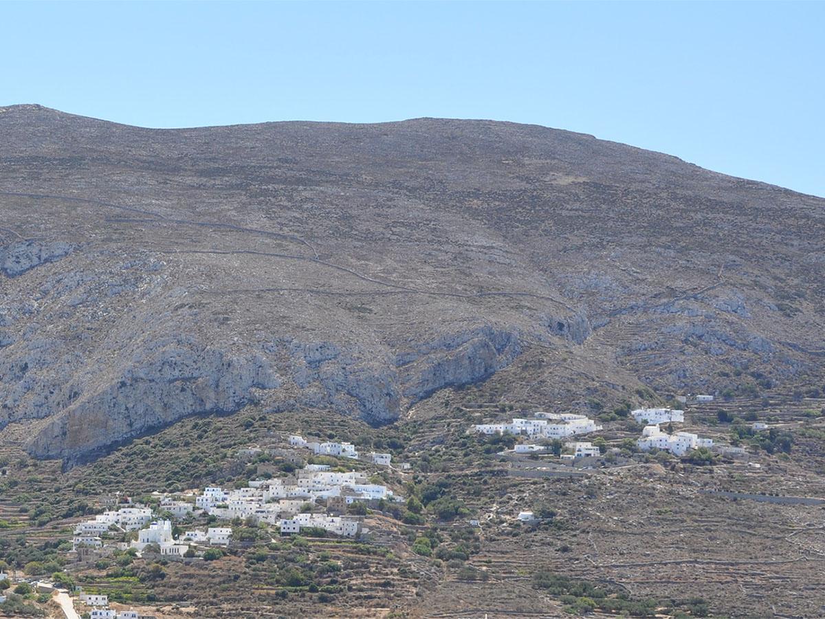Potamos Amorgos Cyclades Greece